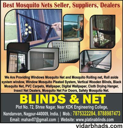 Blinds & Net