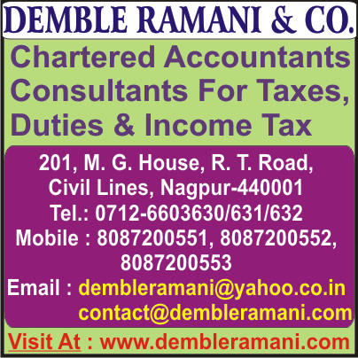 DEMBLE RAMANI AND Co