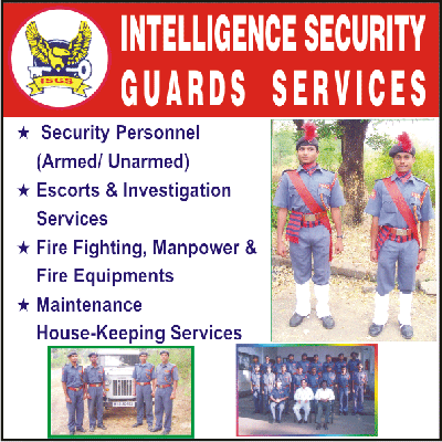 INTELLIGENCE SECURITY GUARDS SERVICES