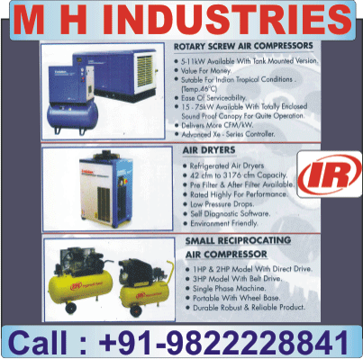 M H INDUSTRIES
