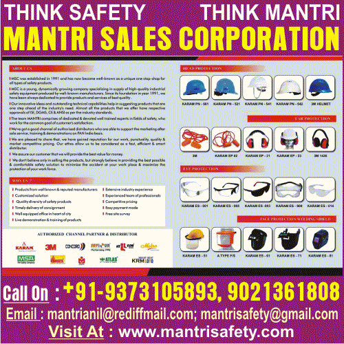 MANTRI SALES CORPORATION