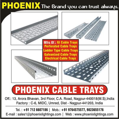 Phoenix Cable Trays