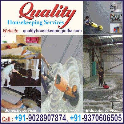 QUALITY HOUSEKEEPING SERVICES