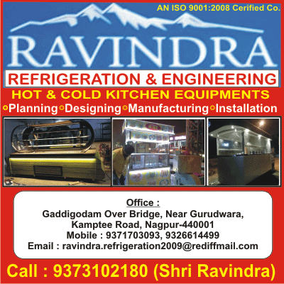 RAVINDRA REFRIGERATION AND ENGINEERING