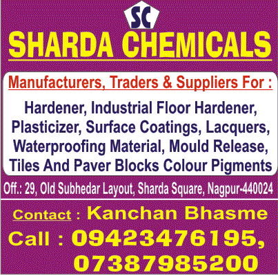 SHARDA CHEMICALS