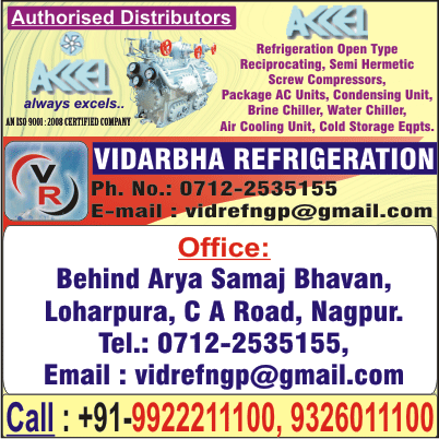 VIDARBHA REFRIGERATION