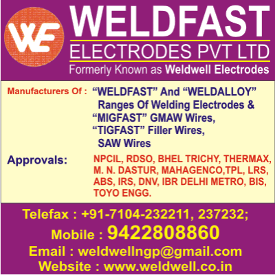 WELDFAST ELECTRODES PVT LTD