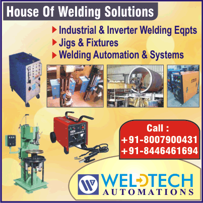 WELDTECH AUTOMATIONS
